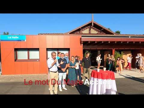 FA 02 - Le mot du Maire Philippe de Gonneville - Forum des Associations de Lège-Cap Ferret
