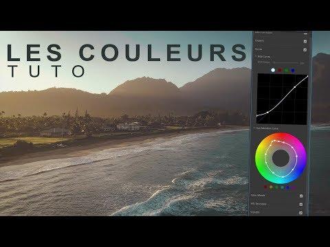 Tutoriel Etalonnage/Color Grading - Premiere Pro