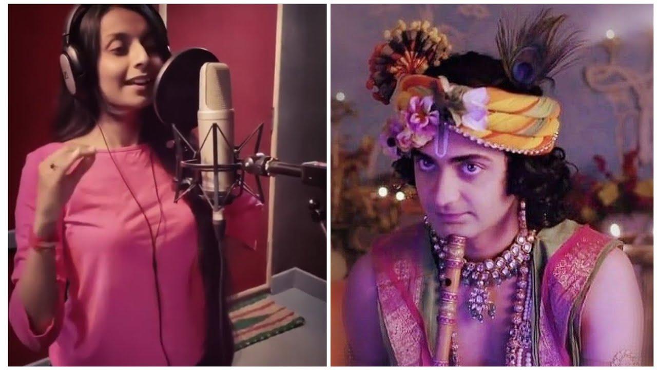 Download Radha Krishn   Radhakrishn kannadawhatsappstatus   Radha Krishna title song by Rakshita Baskar 🎶