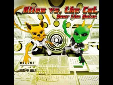 Alien Vs The Cat & Dino Psaras - Shokata