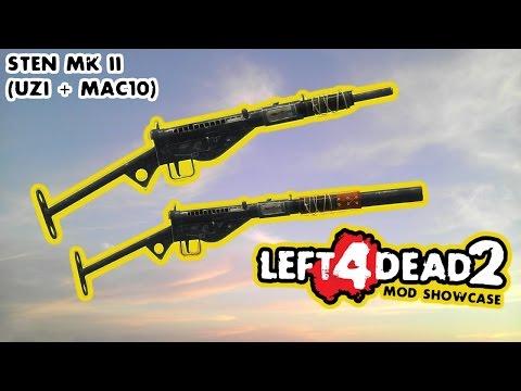 Left 4 Dead 2 Mod Showcase: Killing Floor AK-12 by A Whimsical Statue