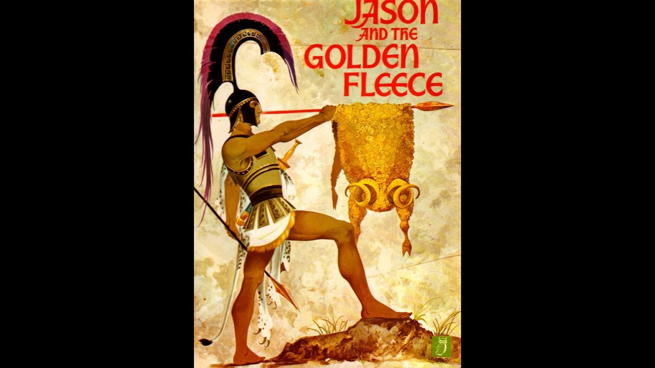 Jason & The Golden Fleece - Part One (Myths to Read Aloud) - YouTube
