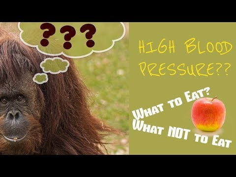 3 Foods To Avoid With High Blood Pressure  (Hypertension) 🥗 Healthy Eating Tips