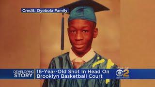 16-Year-Old Boy Fatally Shot On Brooklyn Playground