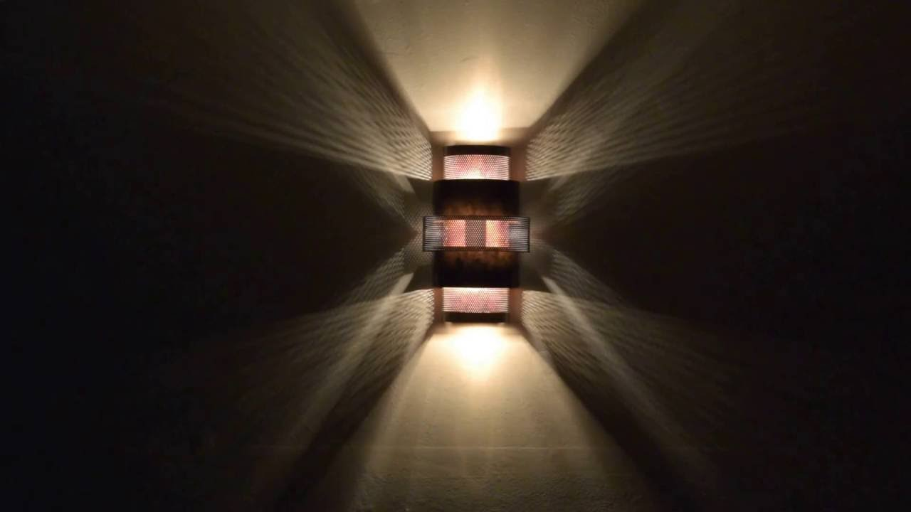 Home Theater Wall Sconce
