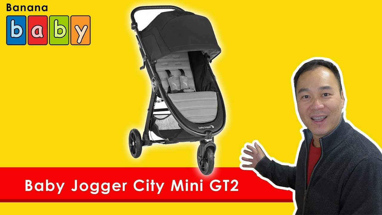 Baby Jogger City Mini Gt2 Stroller 2019 Review