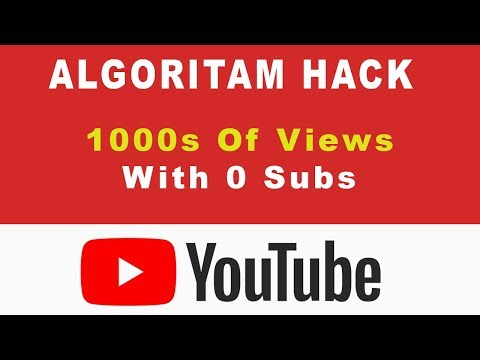 [Case Study] How To Get 1000s Of Views On YouTube Without Any Subscribers