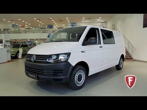 Volkswagen Transporter T6 2017: Обзор грузопассажирского Фольксваген Транспортер Т6 - FAVORIT MOTORS