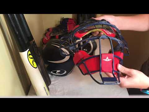 What's In My Baseball Bag 2017