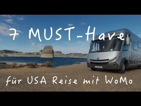 Mach Dein Wohnmobil Fit Für Die USA