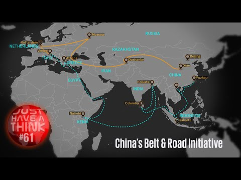 One Belt One Road   - Xi Jinping's Green Vision?