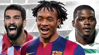 Transfer talk | cuadrado to barcelona or manchester united?