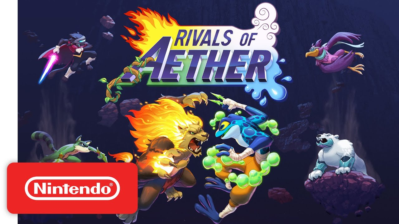 Launch Trailer για το Rivals of Aether