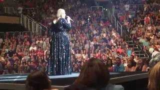Adele - Skyfall (with Intro) - Phoenix, AZ