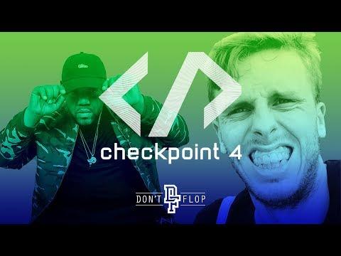 HARRY BAKER VS CHARLIE CLIPS | Don't Flop Rap Battle