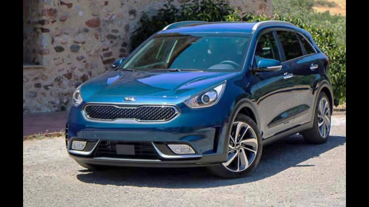 2018 all new kia niro plug in hybrid phev youtube. Black Bedroom Furniture Sets. Home Design Ideas
