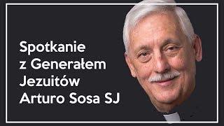 Spotkanie z Generałem Jezuitów Arturo Sosa SJ [14.05.2019]