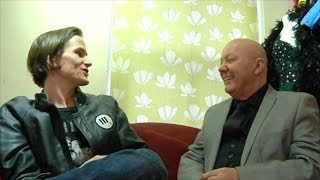 Interview on London Calling (TV Show)