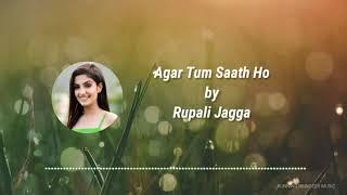 Teri Nazaron Mein Hai | Agar Tum Saath Ho | Rupali Jagga | Running Reindeer Music