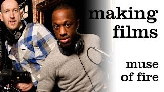 Muse of Fire | Q&A with filmmakers Giles Terera & Dan Poole | 21st Raindance Film Festival