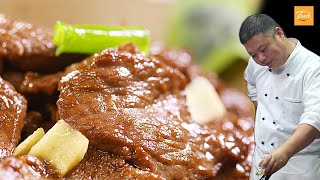 Masterchef&#39s Easy Recipes: Juicy Beef Stir Fry 3-Course Meal  教你牛肉怎麼炒才好吃  Taste Show