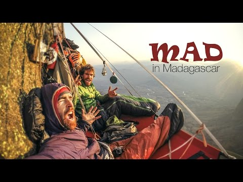 MAD in Madagascar - Climbing with Sean Villanueva & Siebe Vanhee