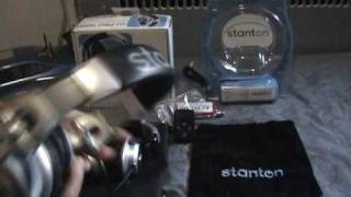 stanton pro dj headphones 2000 and 3000 review