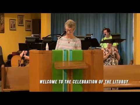 Full Liturgy Twenty   First Sunday OT B