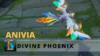 Divine Phoenix Anivia - League of Legends