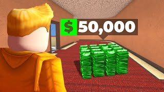 I Spent $50,000 Robux on Roblox Games..