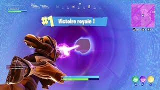 TOP 1 FORTNITE : THANOS DESTRUCTION