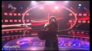 malou kyriakopoulou amor perfeito greek idol 9o live