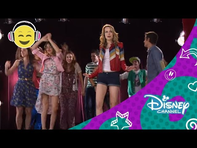 Disney Channel España | Videoclip Bridget Mendler - Hurricane (Violetta Version) Travel Video