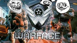 Warface Trolling #1 🔥