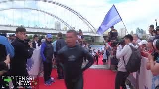 "IRONMAN 70.3 Astana. ""Железные люди"" покоряют столицу"