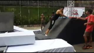 Sasuke Ninja Warrior 2017 Tryout RCTI Kebun Jeruk Jakarta