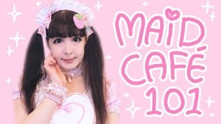 One of Princess Peachie's most viewed videos: Maid Café 101