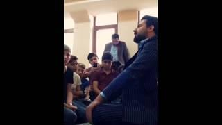 Ramazan özel video [2] Mehmet Bilir hocam Sakarya Kocaali Merkez Kuran kursunda.