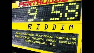 (9.58 Riddim) SHANE BROWN - 9.58 RIDDIM DUB VERSION - JULY 2012