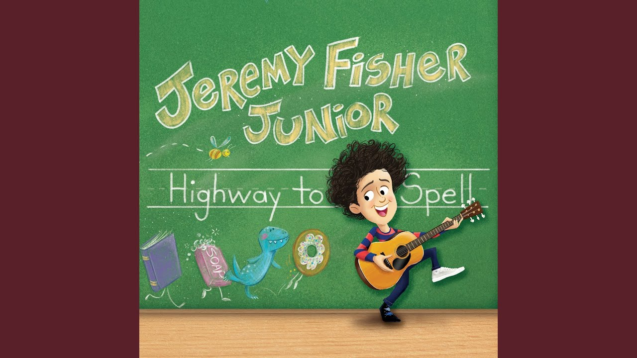 video: Jeremy Fisher Junior - Turtle and Guy (Official)