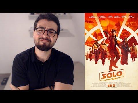 Critique à chaud (spoilers à 6:24)  | Solo: A Star Wars Story
