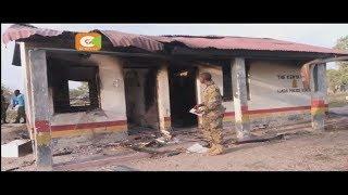 Kituo cha polisi chashambuliwa Ijara na kuchomwa