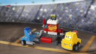 Guido and Luigi's Pit Stop - LEGO Juniors Cars - 10732