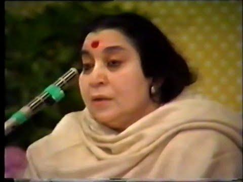 1985-0504 talk before Sahasrara Puja, You have to be in nirvikalpa, Vienna, Austria, subtitles