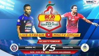FULL!! AREMA FC VS SABAH FA (FT: 2-0) - Bejo Jahe Merah Piala Gubernur Jatim 2020