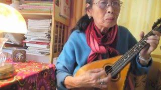 Bài ca hy vọng - St: Văn Ký - Hát với Mandolin Việt Dung