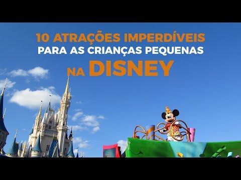 10 Dicas da Disney com criança pequena