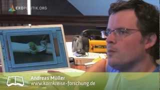 Kornkreise und deren wissenschaftliche Anomalien - Andreas Müller | ExoMagazin
