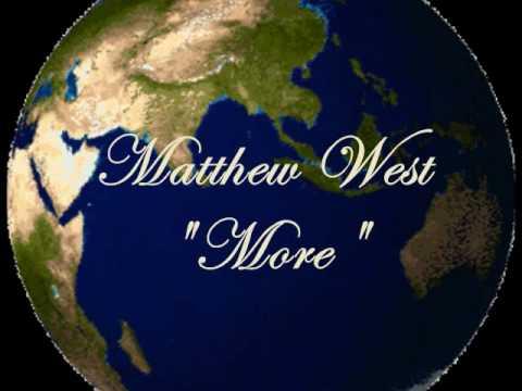 Matthew West - More w/ lyrics