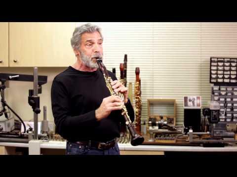 Practicing: The Eddie Daniels Way